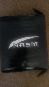 The box from NASM