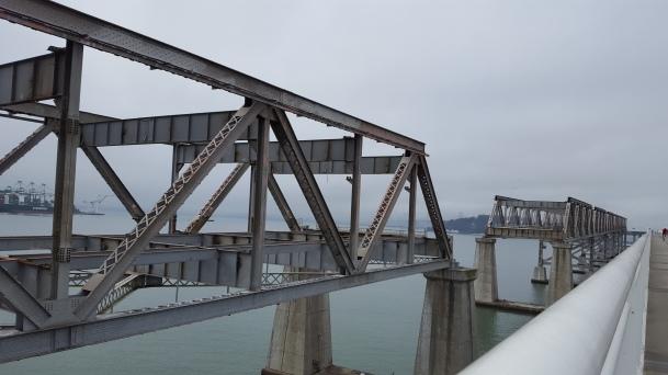 Sf bay bridge run martha runs the world for Bay bridge run 2016